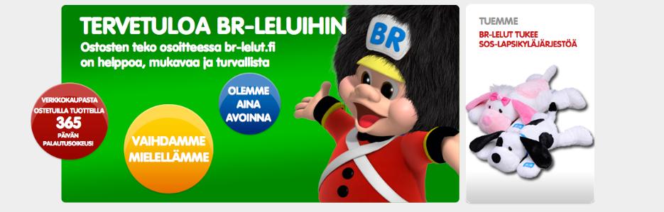 BR-lelut