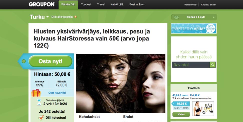Groupon.fi