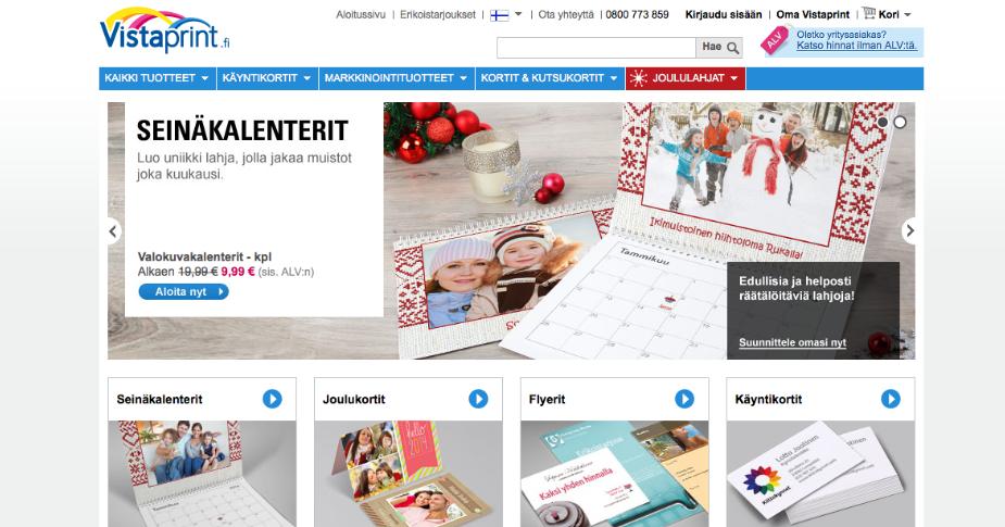 Vistaprint.fi