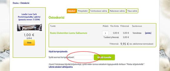 Hyvinvoinnin.fi alennuskoodi