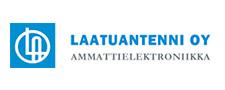 Laatuantenni logo