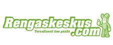 Rengaskeskus logo