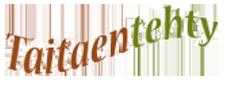 Taitaentehty logo
