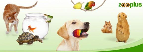 Zooplus tuotteet