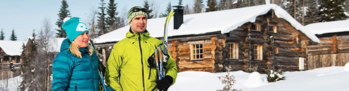 Lomarengas-hiihtokeskukset