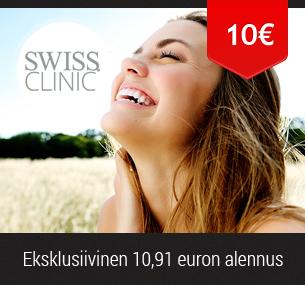 10,91 euron alennus kaikesta