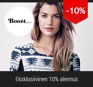 10% alennus