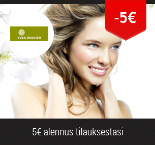 5€ alennus