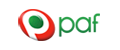 Paf Casino logo pieni
