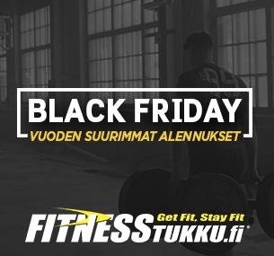 Fitnesstukku Black Friday alennukset